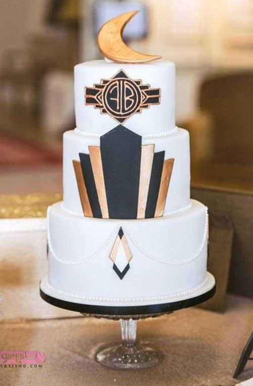 مدل تزیین کیک تولد ویژه اقایون زیبا و جدید