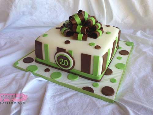 بی نظیرترین طرح های تزیین کیک