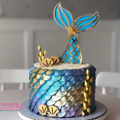 مدلهای زیبای تریین کیک تولد