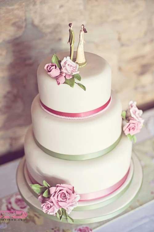عکس های متنوع تزیین کیک تولد شیک