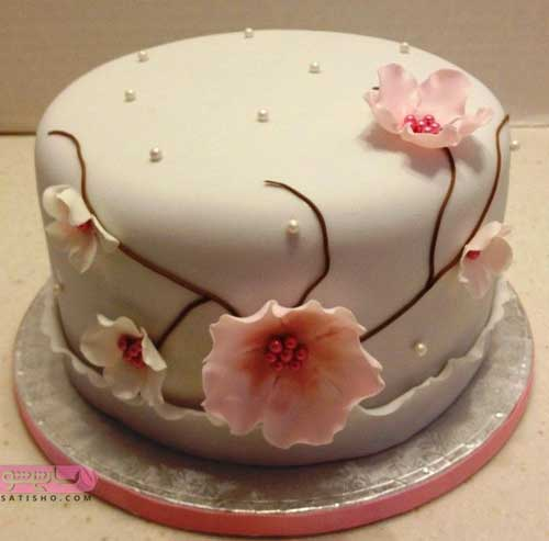 تصویر مدل تزیین کیک تولد نوجوان