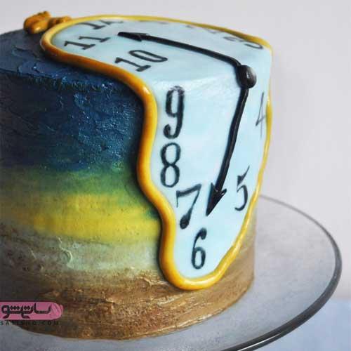 زیباترین تزیین کیک بدون خامه برای جشن تولد و مهمانی