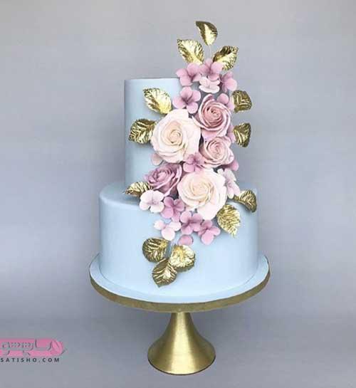 تزیین جالب و خلاقانه کیک تولد خانگی