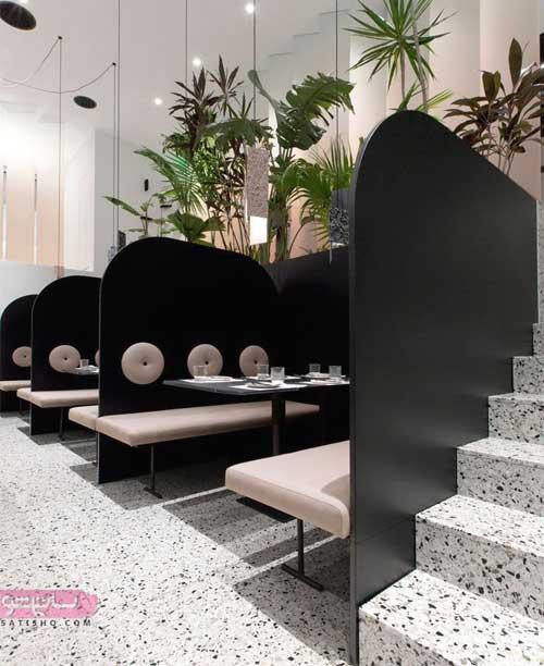 عکس های جدید مدل دکوراسیون رستوران مدرن