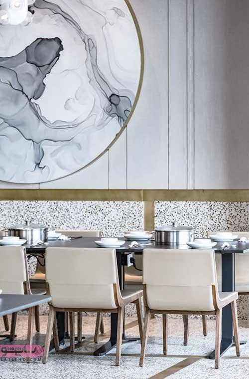 نکات طراحی داخلی رستوران و مدل دکوراسیون داخلی رستوران
