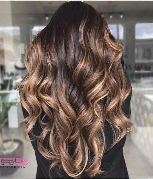 رنگ موهای دخترانه و زنانه تابستان ۲۰۱۹