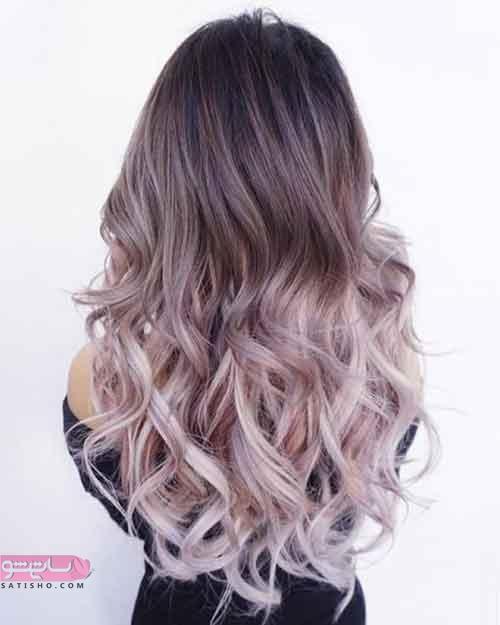 رنگ موی زنانه ۲۰۱۹