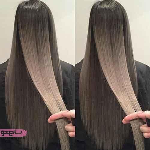 مدل رنگ موی عروس و آمبره و سامبره