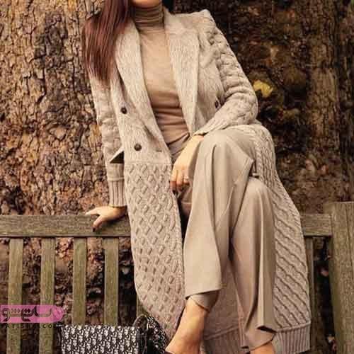 مدل مانتو اندامی دخترانه 2019