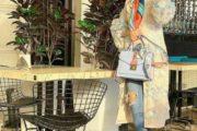 مانتو بلند | 50 مدل مانتو مجلسی جدید و شیک مورد پسند خانم های شیک پوش