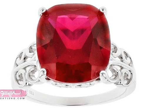 خرید جواهرات یاقوت سرخ