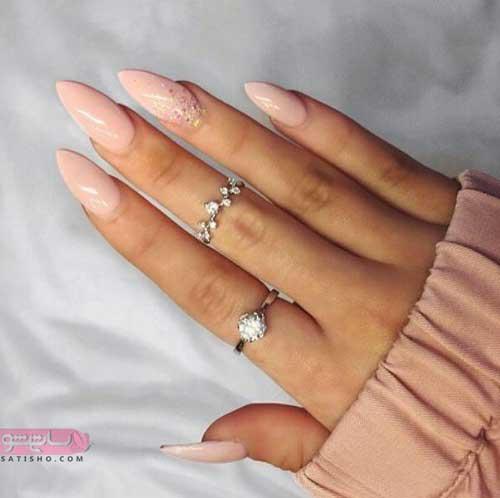 انگشترهای دخترانه نقره ظریف