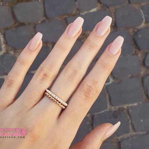 مدل حلقه ازدواج دخترانه جدید طلا
