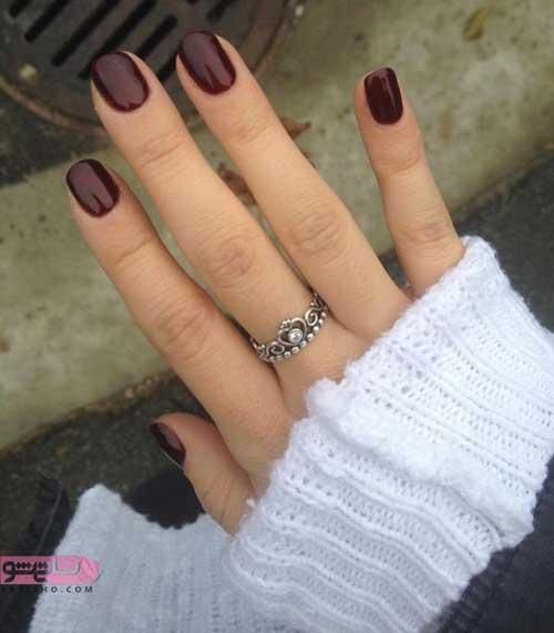 زیباترین مدل انگشتر ظریف و مدرن دخترانه