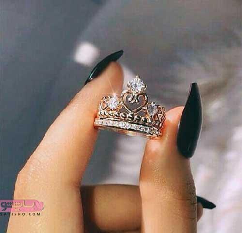 عکس انگشتر بدل دخترانه