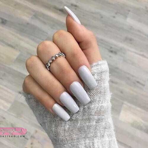 عکس انواع انگشتر نقره زنانه