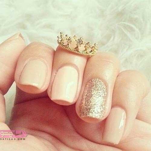 انواع مدل های جدید انگشتر زنانه و دخترانه جواهر