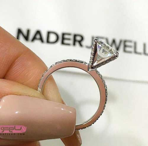 مدل جواهرات زیبا 98 و انگشتر نامزدی جدید