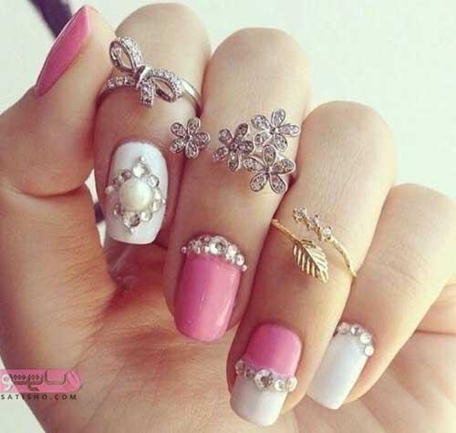 تصاویری دیدنی از جواهرات دخترانه