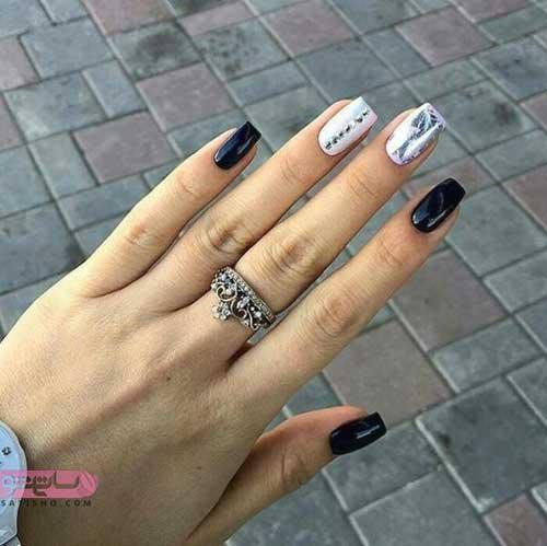 مدل های زیبا از جدیدترین انگشتر زنانه مجلسی