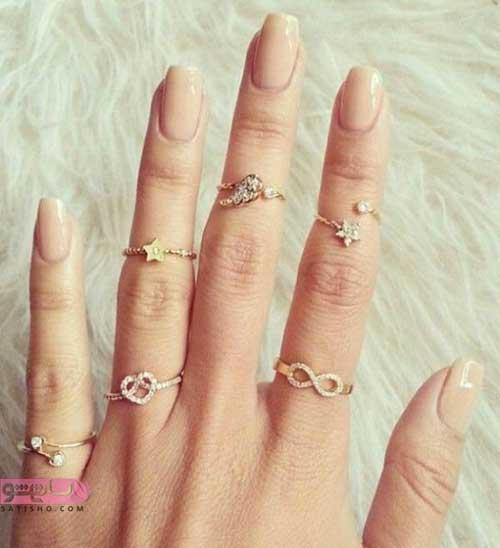 انگشتر های جدید
