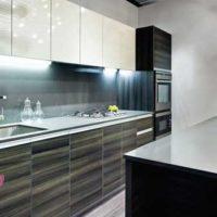 برترین مدلهای کابینت هایگلاس آشپزخانه جدید ۲۰۱۹ [۵۵ طرح شیک]