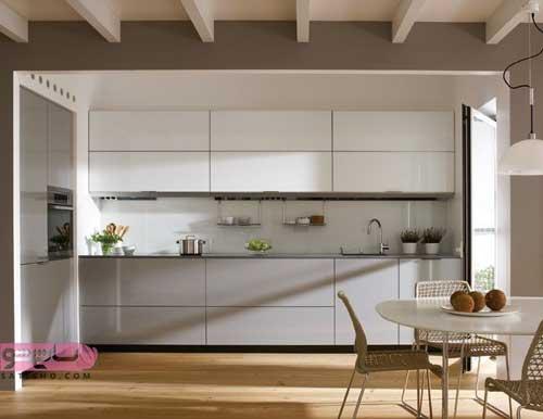 کابینت های جدید برای آشپزخانه با طرح های ایرانی