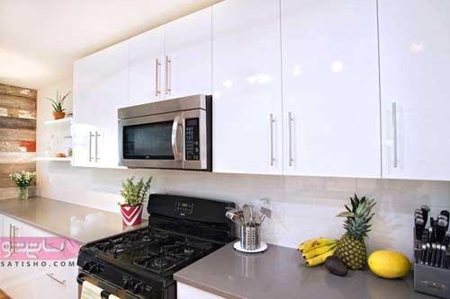 زیباترین و عجیب ترین دکوراسیون آشپزخانه