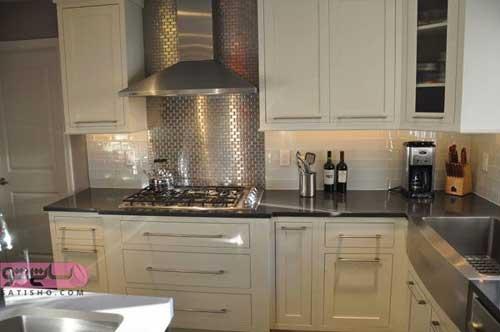 کابینت های جدید آشپزخانه برای خانه های مدرن