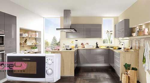 ایده های جدید دکوراسیون داخلی آشپزخانه