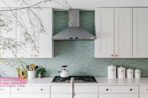جدیدترین مدلهای کابینت برای انواع آشپزخانه