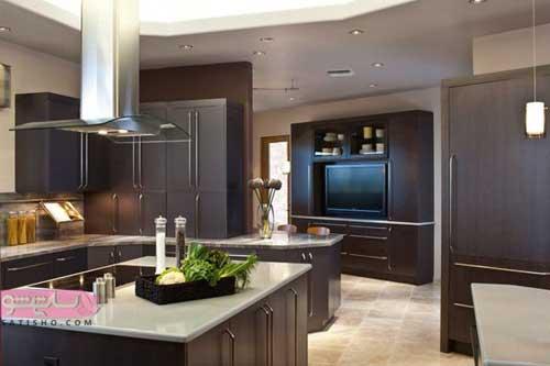 کانال تلگرام کابینت های جدید آشپزخانه
