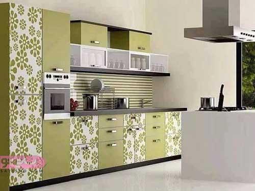 مدل کابینت های جدید برای آشپزخانه
