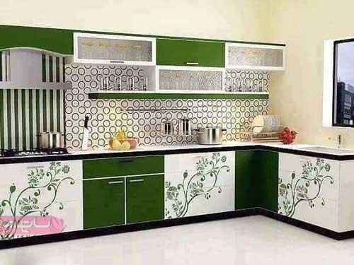 مدل کابینت آشپزخانه مدرن و شیک 98