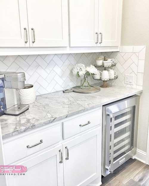 طرح جدید کابینت آشپزخانه 2019