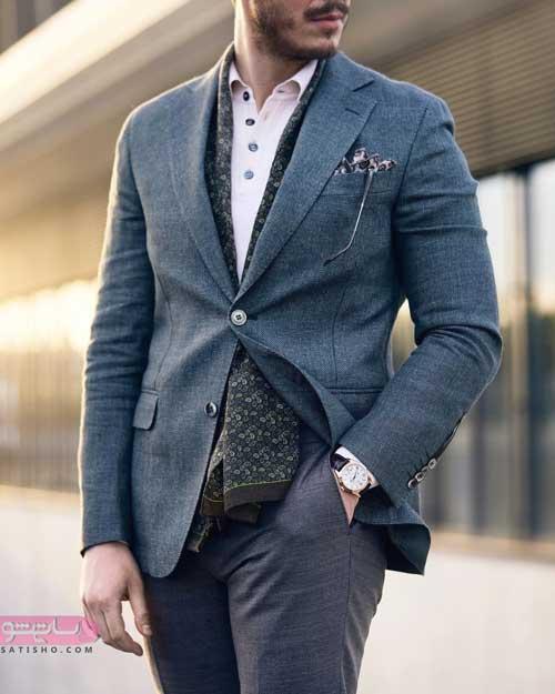 رنگ کت و شلوار مردانه 2019