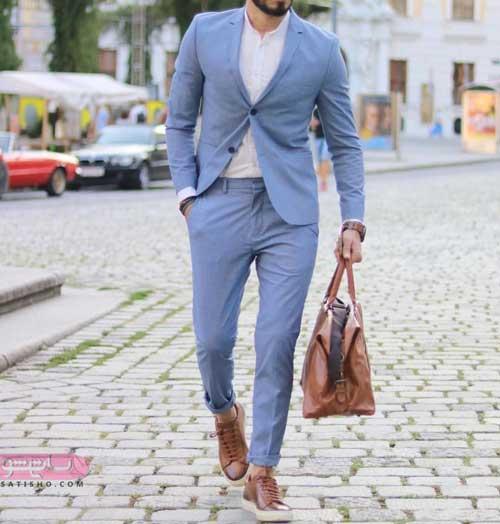 عکسهای کت مردانه تک اسپرت جدید