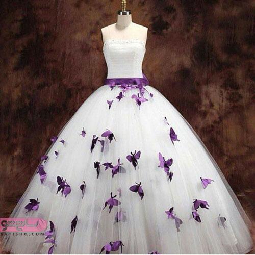 جذاب ترین مدلهای لباس شب زنانه 98