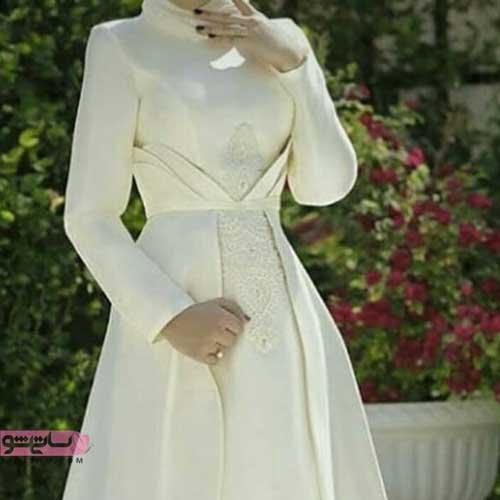 مدل مانتو شیک و جدید برای عقد