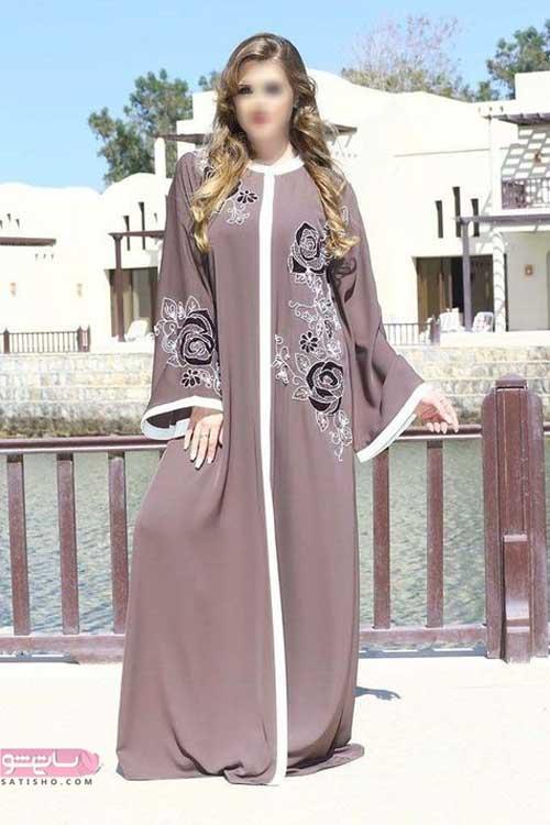 مدل مانتو عربی زنانه 2019
