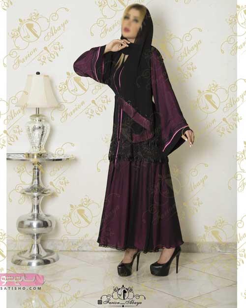 مدل عبای عربی دبی