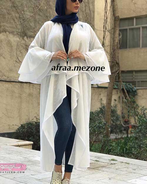 عکس جدید مانتو دخترانه و زنانه ایرانی