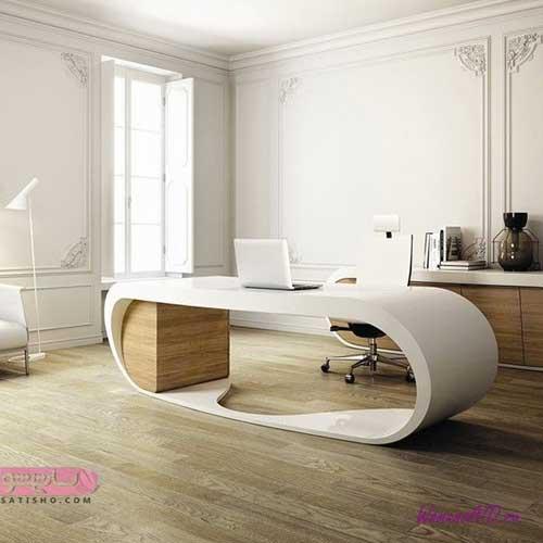 مدل میز اداری وکیوم