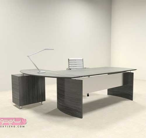 میز اداری با طراحی شیک و به روز