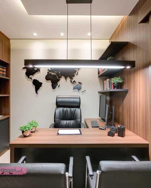 انواع میز مدیریت برای سازمان های مختلف