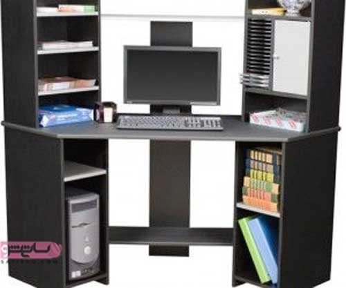 55 مدل میز کامپیوتر جدید بسیار زیبا و مدرن با طرح های لاکچری