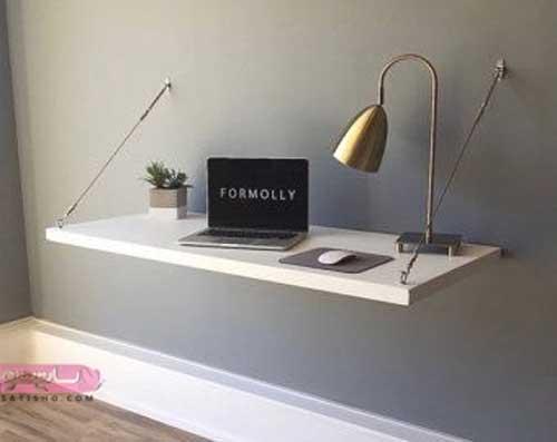 مدل میز لب تاپ | جدیدترین مدلهای میز لب تاپ با طرح های خلاقانه و کاربردی