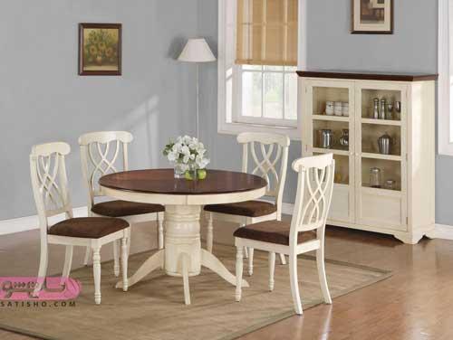 قیمت میز ناهاخوری چوبی