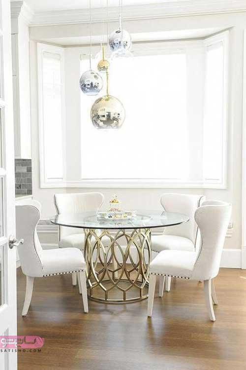مدل چیدن میز نهارخوری