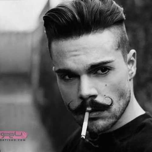 مدل موی مردانه انگلیسی جدید
